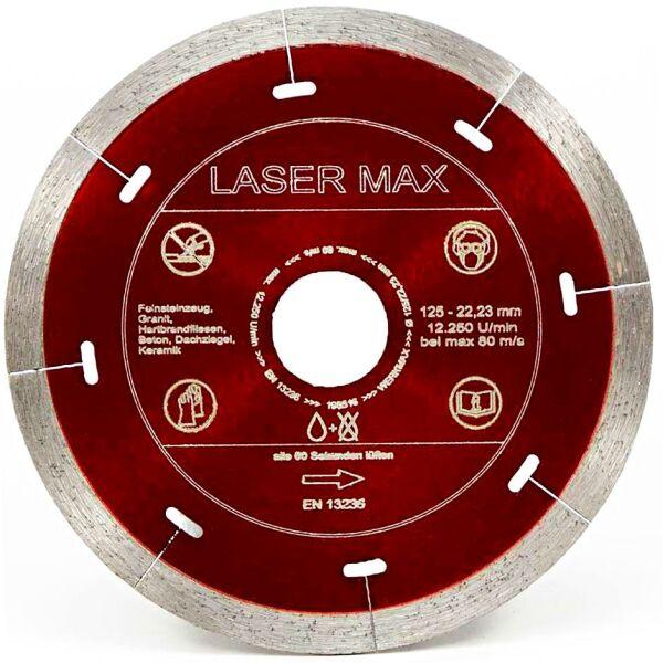 Häufig Diamantscheibe Lasermax Feinschnitt - Fliesen, Feinsteinzeug & Granit FR65