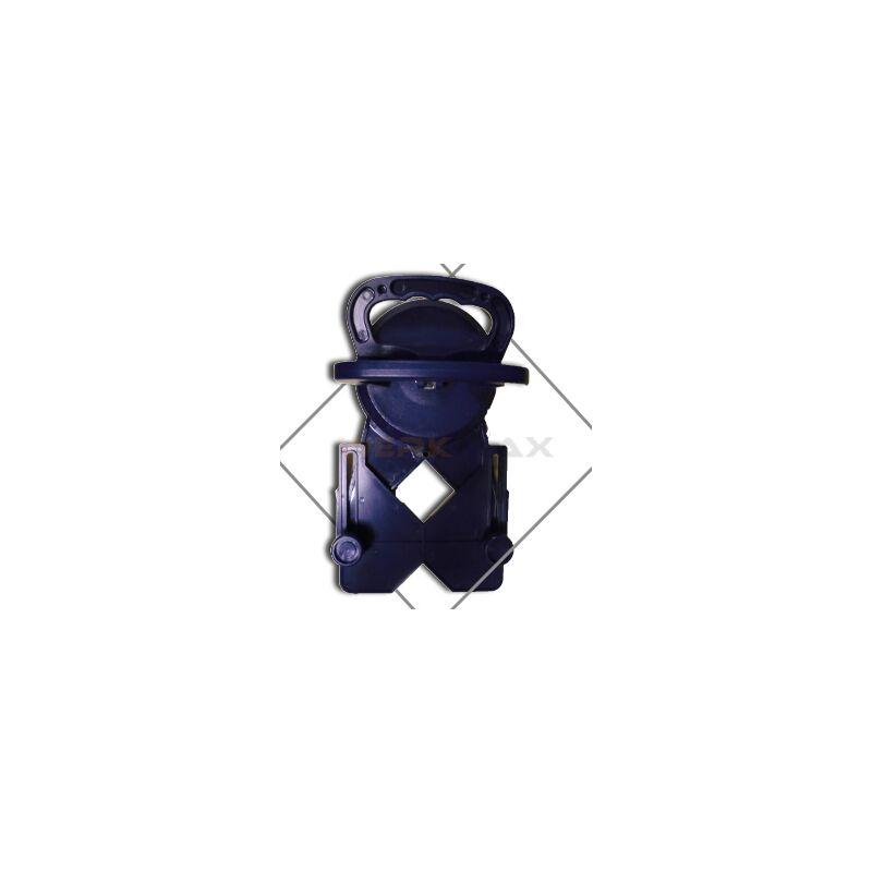 anbohrhilfe aus kunststoff mit saugfu f r bohrungen von 6 80 mm fl. Black Bedroom Furniture Sets. Home Design Ideas
