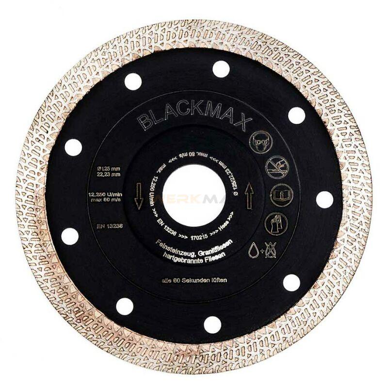 Fliesentrennscheibe 115 mm Diamantscheibe Diamant Trennscheibe für Fliesen dünn
